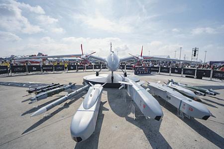 Турецкая промышленность решила поставленную политруководством задачу по созданию аналогов американских беспилотников. Фото с сайта www.baykarsavunma.com