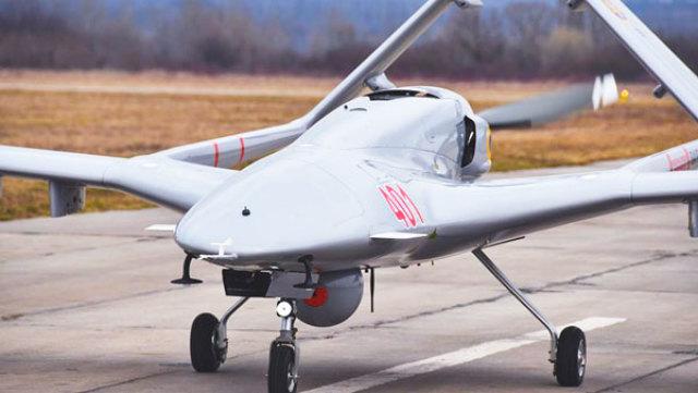 Турецкие боевые дроны Bayraktar с украинскими двигателями могут быть использованы при наступлении в Донбассе