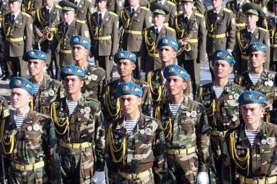 ВС Туркмении