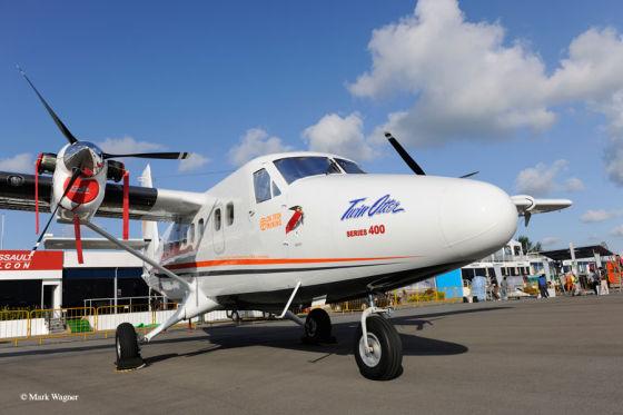 Самолет DHC-6