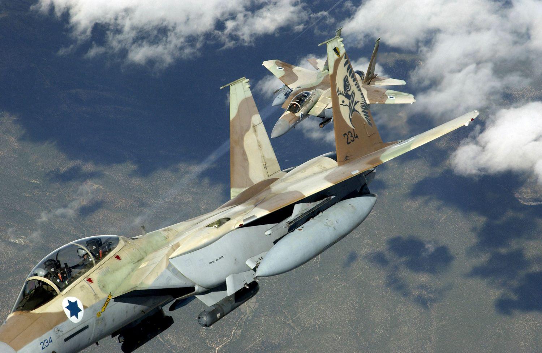 Израиль мог сбить российский самолёт