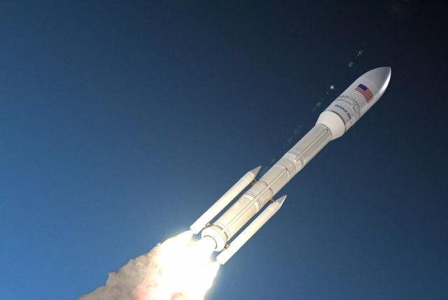 Тяжелая ракета OmegA