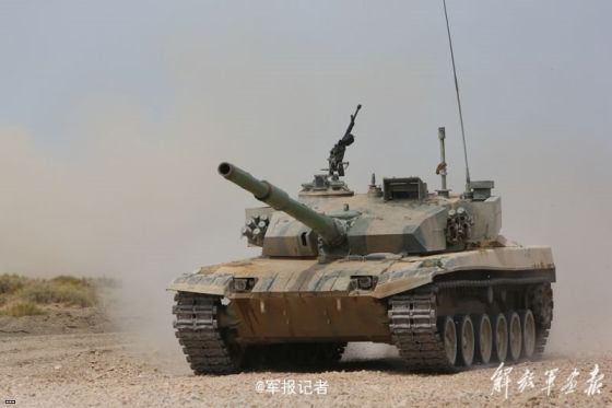 Китайский танк Type-96M