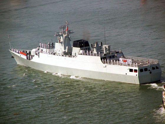 Корвет Type 056