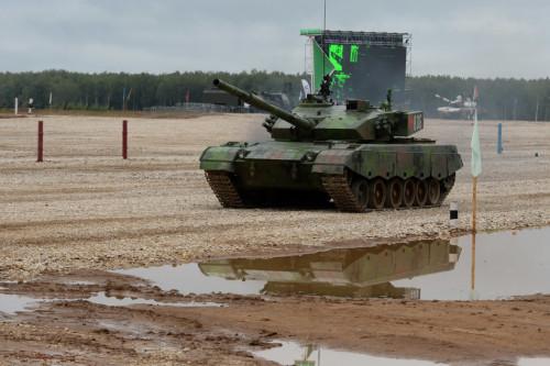 Танк Тип 96А