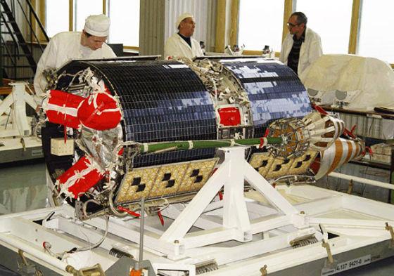 Спутник «Гонец-М»