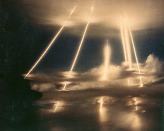 Вход боеголовок МБР в атмосферу