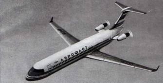 Проект Як-46 с двумя винтовентиляторными двигателями Д-27 (в дальнейшем с Д-627).