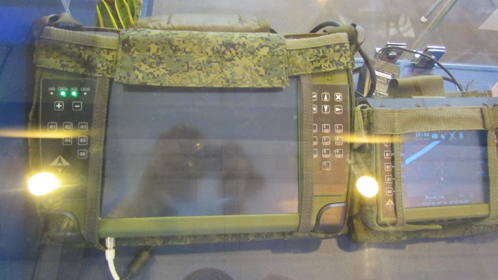 Командирский персональный планшет для командира бригады, батальона, роты.