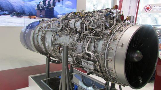 Двигатель РД-33МК
