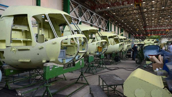 Улан-Удэнский авиазавод.