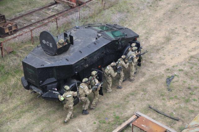 У российских спецслужб богатый опыт проведения антитеррористических операций.