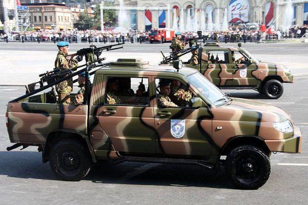 УАЗ-3163 «Патриот»