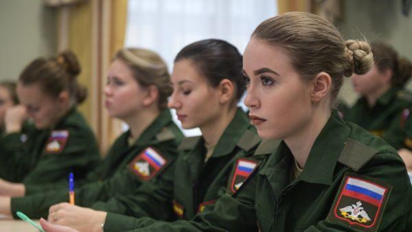 Участницы Всероссийского географического диктанта