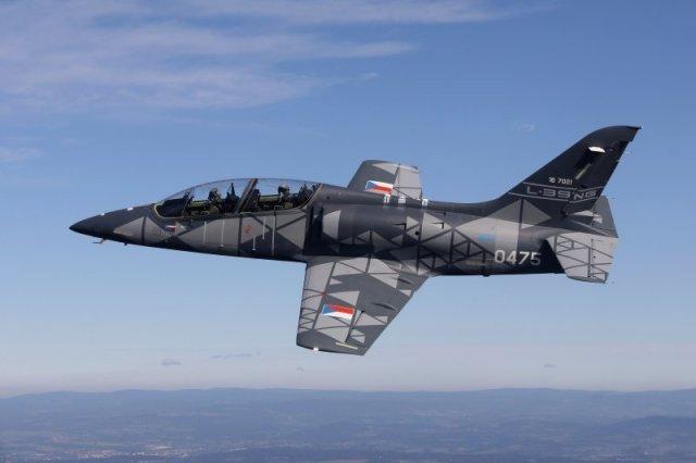 Учебно-боевой самолёт L-39NG
