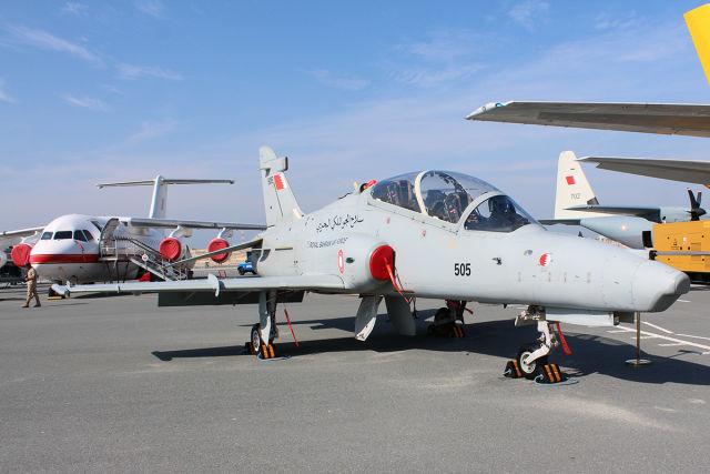 Учебно-боевой самолет BAe Systems Hawk Mk 129