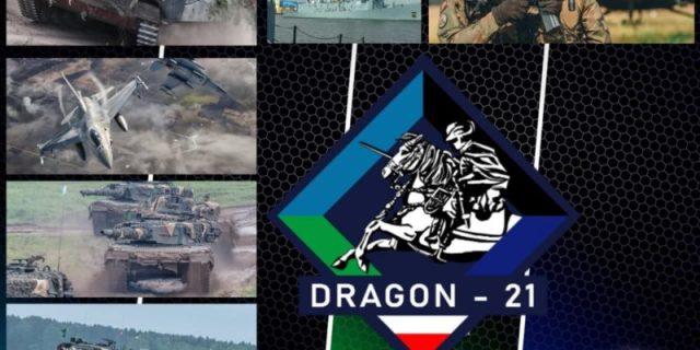 """Учение Войска Польского """"Dragon-21"""""""
