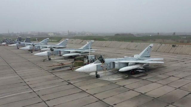 Учения войск ЮВО и ВДВ в рамках проверки боеготовности в Крыму