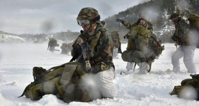 Учения НАТО