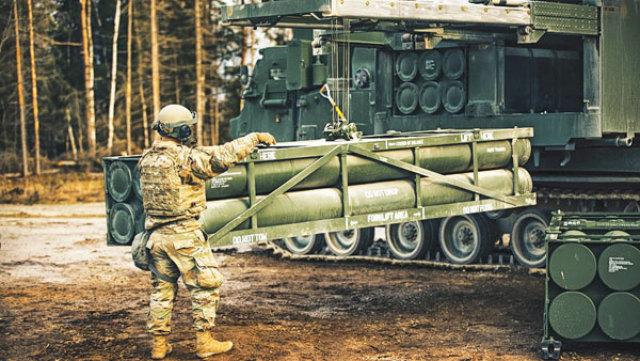 Учения НАТО в Эстонии