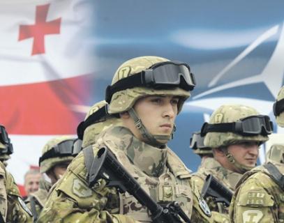 Учения Вооруженных сил Грузии и НАТО