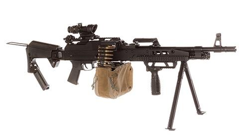 Пулемет UKM-2000M