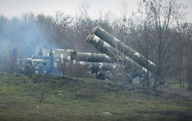 ЗРК С-300 ПВО Украины