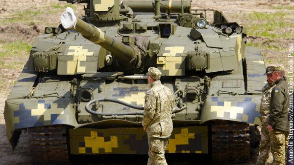 Украина возлагала на этот танк большие надежды - в том числе в смысле продажи на мировом рынке