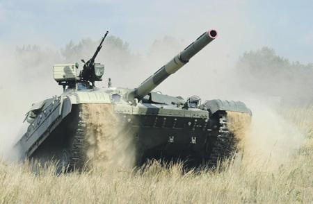Украинская танковая промышленность