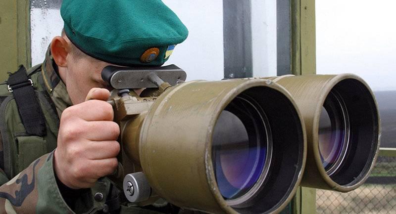 Военнослужащий ВС Украины.