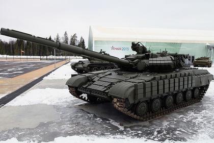 Украинский танк Т-64БВ