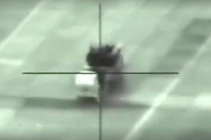 """Уничтожение ВВС Израиля ЗРПК """"Панцирь-С1"""" сирийской армии."""