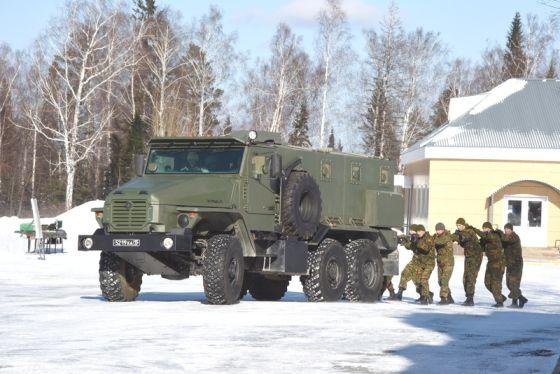 """Урал-432009-0020-73 (""""Урал-ВВ"""")"""