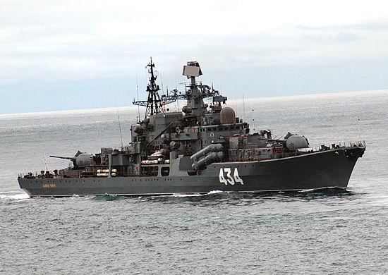 Эсминец «Адмирал Ушаков»