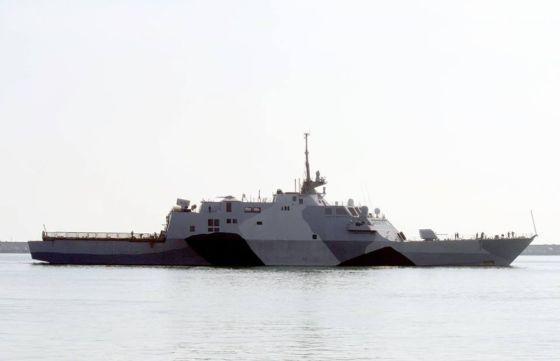 USS Freedom (LCS1)