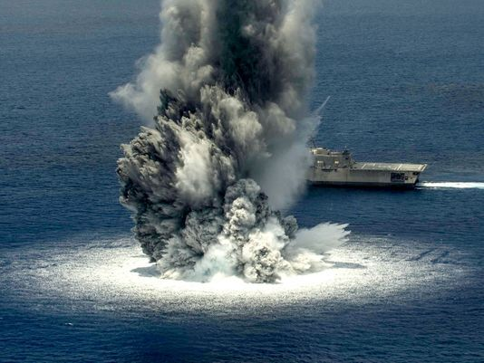 Корабль USS Jackson