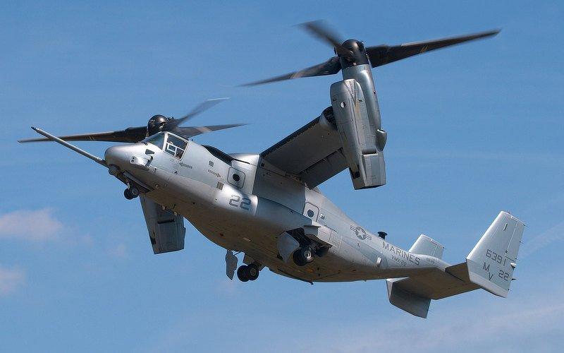 V-22 «Osprey».