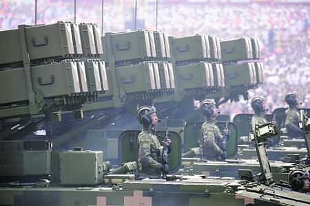 В обозримом будущем вооруженный конфликт НАТО с Китаем маловероятен. Фото Reuters