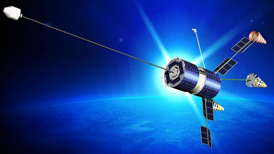 В России началось создание новой спутниковой системы связи