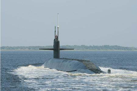 """В обозримом будущем на смену подлодкам типа """"Огайо"""" придут стратегические ракетоносцы нового поколения."""