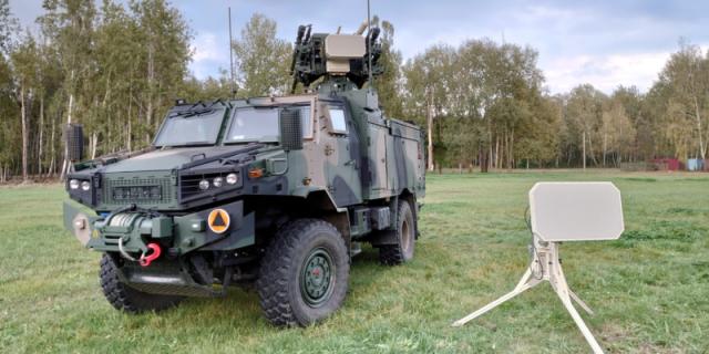 В Польше разработана новая система ПВО ближнего действия