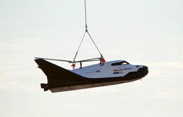 В США провели успешные испытания космического корабля Dream Chaser