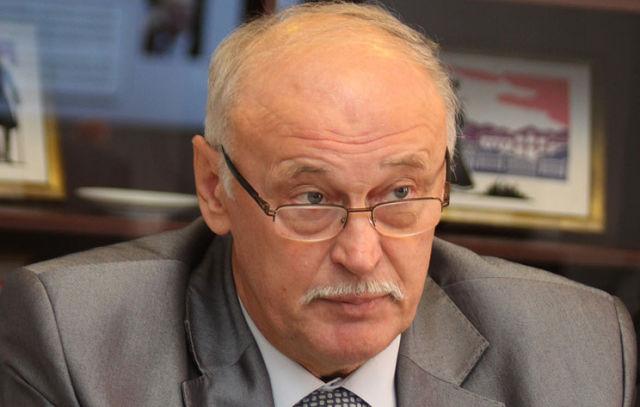 Научный руководитель Крыловского государственного научного центра Валерий Половинкин