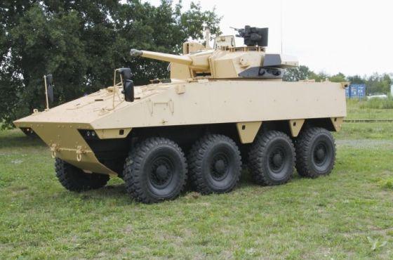 БТР Nexter VBCI-2