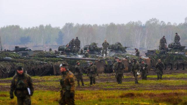 Военнослужащие Бундесвера