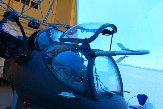 Вертолётные тренажеры с Аврора