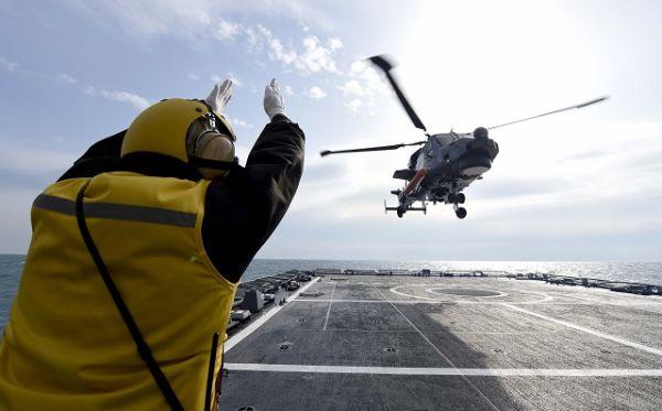 Вертолет AW159