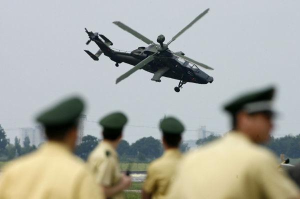 Вертолет Eurocopter Tiger