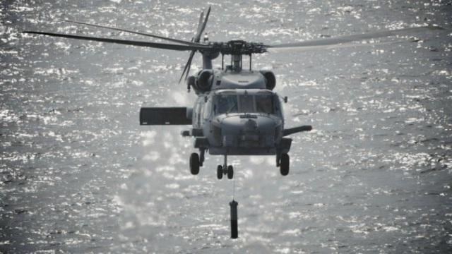 Вертолёт MH-60R Seahawk