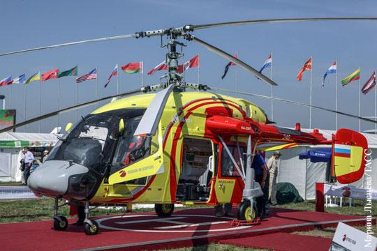 Вертолет Ка-226Т.